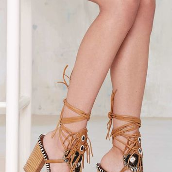 Sam Edelman Yates Leather Sandal