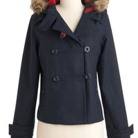 Ten Out of Tent Jacket | Mod Retro Vintage Jackets | ModCloth.com