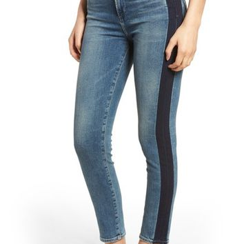 Citizens of Humanity Rocket High Waist Crop Skinny Jeans (Illusion) | Nordstrom