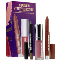 Buxom Strut Your Stuff Lip & Eye Trio