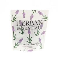 Herban Essentials® towelettes