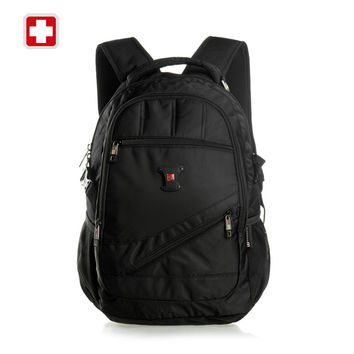 Swisswin hot sale wenger swiss army bag laptop backpack men travel bags waterproof 15.6 inch notebook mochila school bags