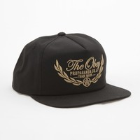 WREATH SNAPBACK HAT
