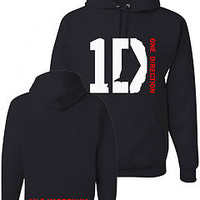 1D One Direction Hooded Sweatshirt VAS HAPPENIN Hoody PleaseChoose Yr ColorSize