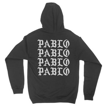 Sale- I Feel Like Pablo Hoodie, I Feel Like Pablo Paris Hoodie, Kanye West, The Life Of Pablo, Merch Yeezy, Season 3, Yeezus.