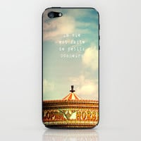 La Vie iPhone & iPod Skin by Ally Coxon | Society6