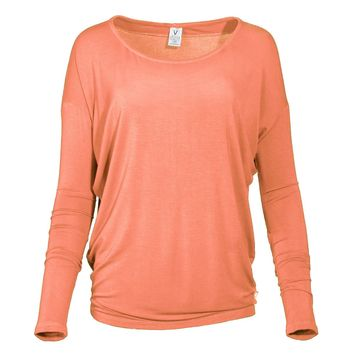 Alanna Venley Women's Long Sleeve Pico T-Shirt