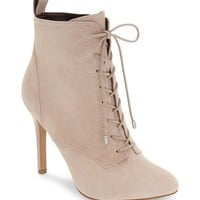 BCBGeneration 'Banx' Lace-Up Bootie (Women) | Nordstrom