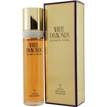 WHITE DIAMONDS by Elizabeth Taylor EDT SPRAY 1.7 OZ