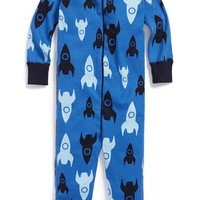 Infant Boy's Hanna Andersson Organic Cotton Romper