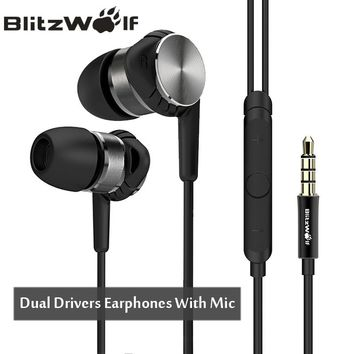 3.5mm Earphones With Microphone