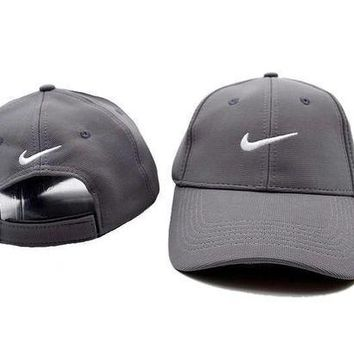 CREYON Day First Perfect Nike Women Men Embroidery Baseball Cap Hat Sport Sunhat Cap