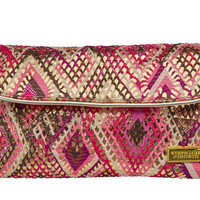 ISTANBUL PINK KATIE FOLDING COSMETIC