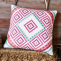 Junk Gypsy Silverado Pillow Cover