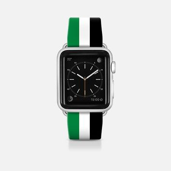 United Arab Emirates - Patriot collection Apple Watch Band (42mm)  by WAMDESIGN | Casetify