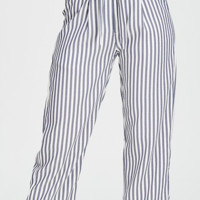 Stripe Paper Bag Pant
