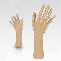 New Mannequin Hand Display Jewelry Bracelet Necklace ring glove holder 3C1