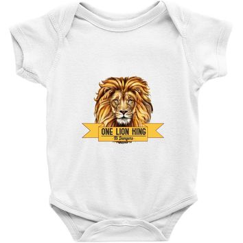 Lion King Baby Onesuit