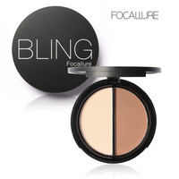 Hot Deal Make-up Beauty Hot Sale Professional On Sale Double Color Contour Foundation [9036704132]