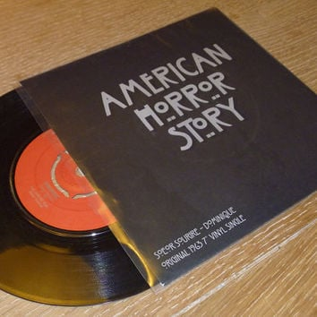 American Horror Story: Original 1963 Dominique vinyl single/record