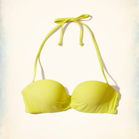 Girls Strappy Push-Up Multi-Way Bikini Top | Girls Swimwear | HollisterCo.com
