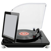 Ion Audio Ilp, Turntable Conversion System For Ipad, Iphone & Ipod Touch