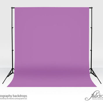 Vinyl Photography Backdrop Comes In Radiant Orchid Pantone Photo Backdrop Vinyl Material Perfect For Studio, Baby, Kids, Photoshoot (FD1801)
