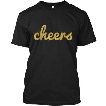 New Years Eve  Happy New Year 2019 Cheers Celebration Custom Ultra Cotton
