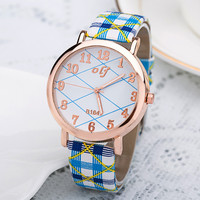 Hot Vintage Fashion Quartz Classic Watch Round Ladies Women Men Wristwatch Michael Kor Like On Sales = 4785477764