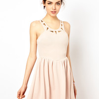 Oh My Love | Oh My Love Sporty Skater Dress at ASOS