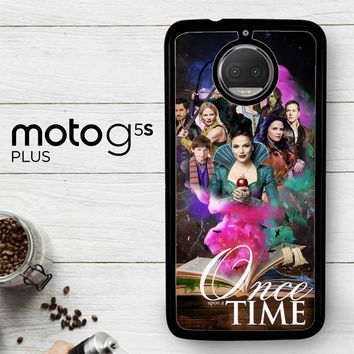 Once Upon A Time E0297  Motorola Moto G5S Plus Case