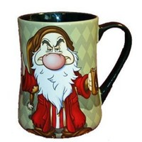 Disney Parks Exclusive Grumpy I Hate Mornings Coffee Mug