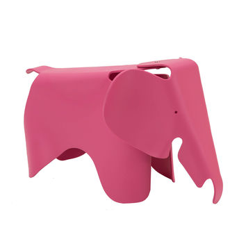 Michael Anthony Furniture Sofie's Room Pink Elephant Chair