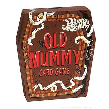 Old Mummy Card Game