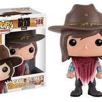 Funko Pop! TV: THE WALKING DEAD CARL GRIMES 388 11068