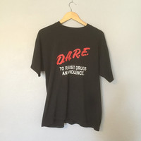90'S D.A.R.E OriginalT-Shirt