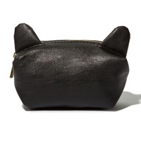 Cat Ear Cosmetic Pouch