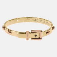 Women's Michael Kors 'Astor' Buckle Bangle