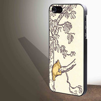 Vintage Winnie the Pooh for iphone 4/4s/5/5s/5c/6/6+, Samsung S3/S4/S5/S6, iPad 2/3/4/Air/Mini, iPod 4/5, Samsung Note 3/4 Case **