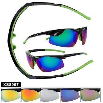 Wrap Around Sports Sunglasses (12pcs)