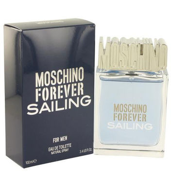 Moschino Forever Sailing by Moschino Eau De Toilette Spray 3.4 oz (Men)