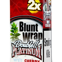 Blunt Wrap Double platinum x2 – Wet Cherry