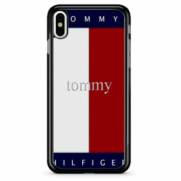 Tommy Boy Cologne 2 iPhone X Case