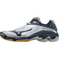 Mizuno Wave Lightning Z2 Womens - Stars and Strips