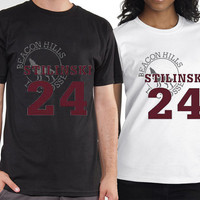 Stilinski 24 Teen Wolf tshirt for mens and womens heppy feed