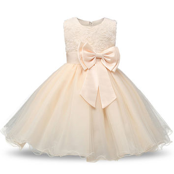 Baptism/Christening or Special Occasion Gown Dress For Baby Clothing