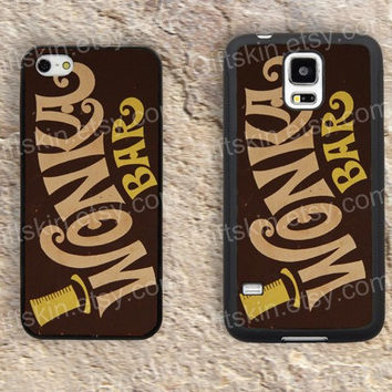 wonka chocolate iphone 4 4s iphone  5 5s iphone 5c case samsung galaxy s3 s4 case s5 galaxy note2 note3 case cover skin