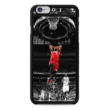 Lebron James Dunk iPhone 6/6s Case