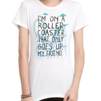 The Fault In Our Stars Roller Coaster Girls T-Shirt
