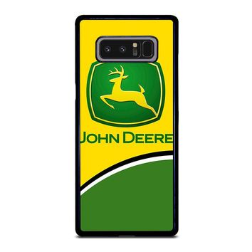 JOHN DEERE 2 Samsung Galaxy Note 8 Case Cover